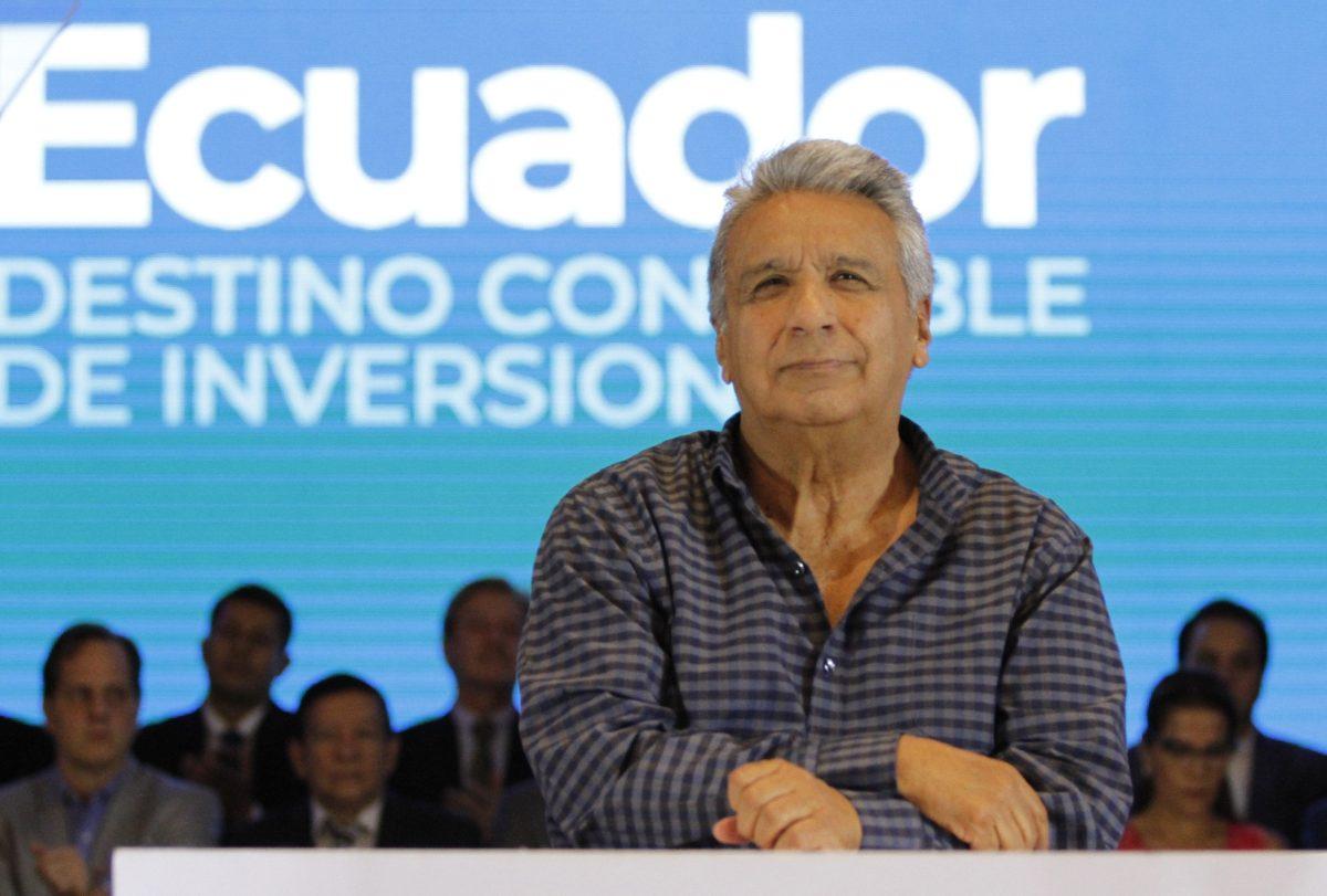 """Presidente de Ecuador dice que mujeres denuncian """"acoso"""" cuando el hombre es feo"""