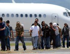 Estados Unidos comenzó el 21 de noviembre de 2019 a enviar a solicitantes de asilo a Guatemala. (Foto Prensa Libre: Hemeroteca PL)
