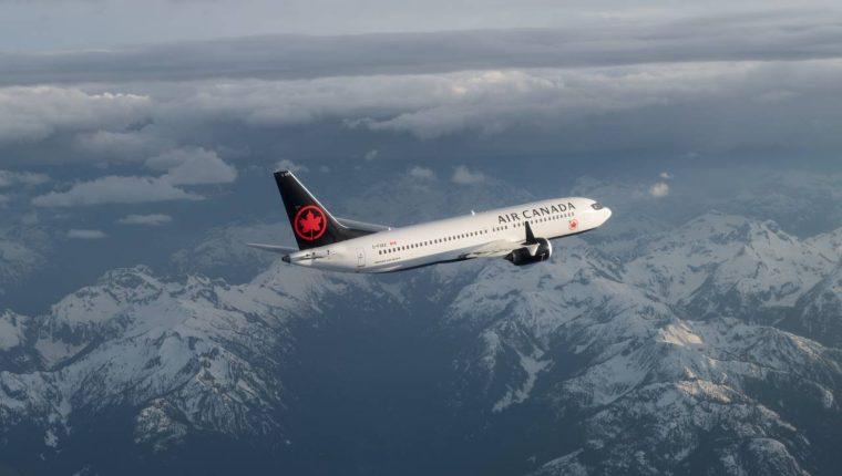 Air Canada es la más grande línea aérea de Canadá, y tiene la intención de empezar a operar sus vuelos hacia Guatemala. (Foto, Prensa Libre: Hemeroteca PL).