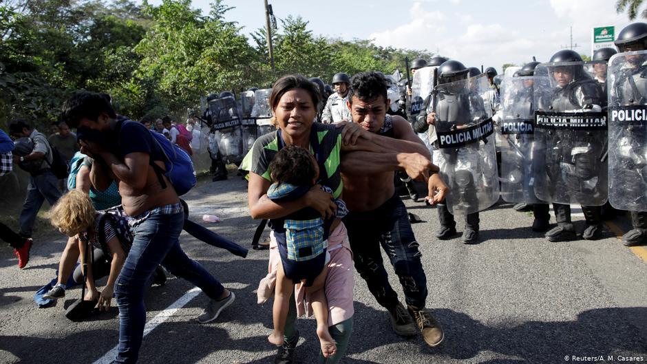 México impide ingreso de organizaciones sociales a estaciones migratorias