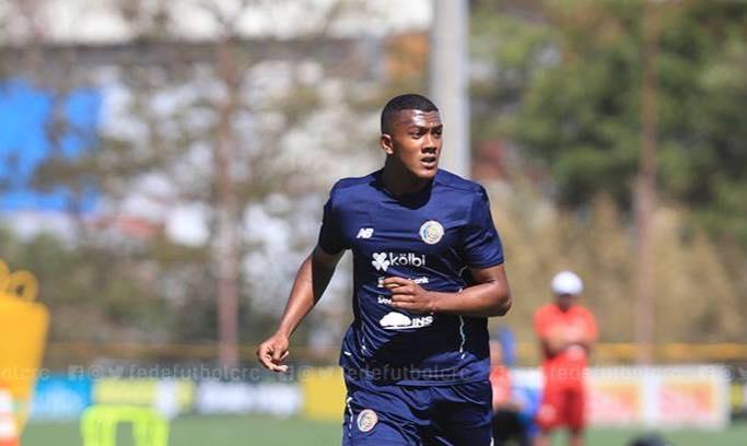Daly ha jugado en su natal Costa Rica, Guatemala y República Dominicana. (Foto tomada de Facebook)