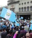 Aunque bajó un punto, Guatemala se mantiene entre los países de un rango medio de corrupción. (Foto: Hemeroteca PL)
