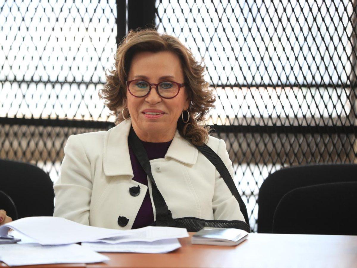 Saldrá de la cárcel: Sandra Torres recibe arresto domiciliario