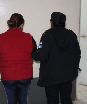 Delito electoral: Capturan a excandidata a alcaldesa de Tucurú por FCN-Nación