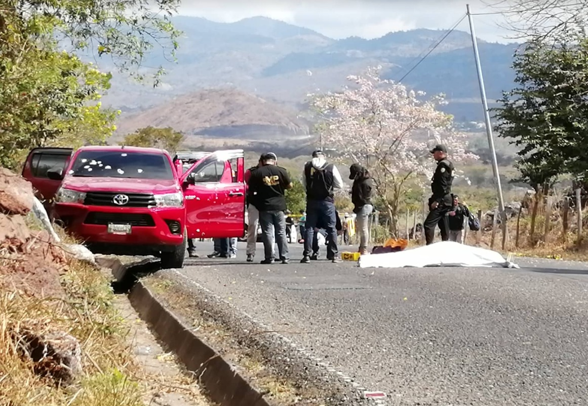 Volvían de ver la pelea: comando acribilla a tres hombres en Ipala, Chiquimula