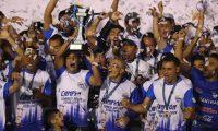 Cobán Imperial es el vigente campeón del Torneo de Copa. (Foto Prensa Libre: Hemeroteca PL)