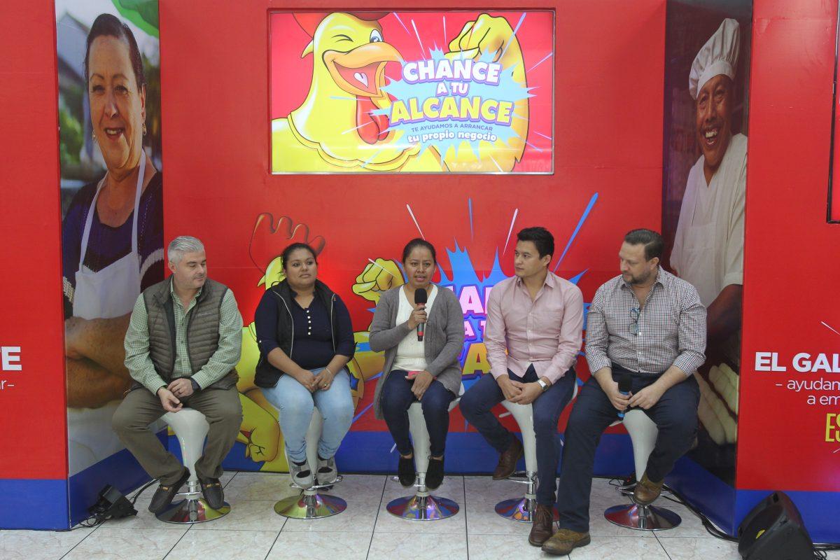 El Gallo más Gallo apoya a los guatemaltecos emprendedores