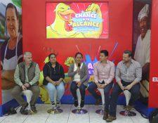 El Gallo más Gallo presentó su campaña que brinda oportunidades a los emprendedores nacionales. Foto Prensa Libre: Norvin Mendoza
