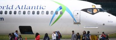 Los solicitantes de asilo comenzaron a llegar a Guatemala desde noviembre de 2019, como parte de la implementación del ACA. (Foto Prensa Libre: Hemeroteca PL)