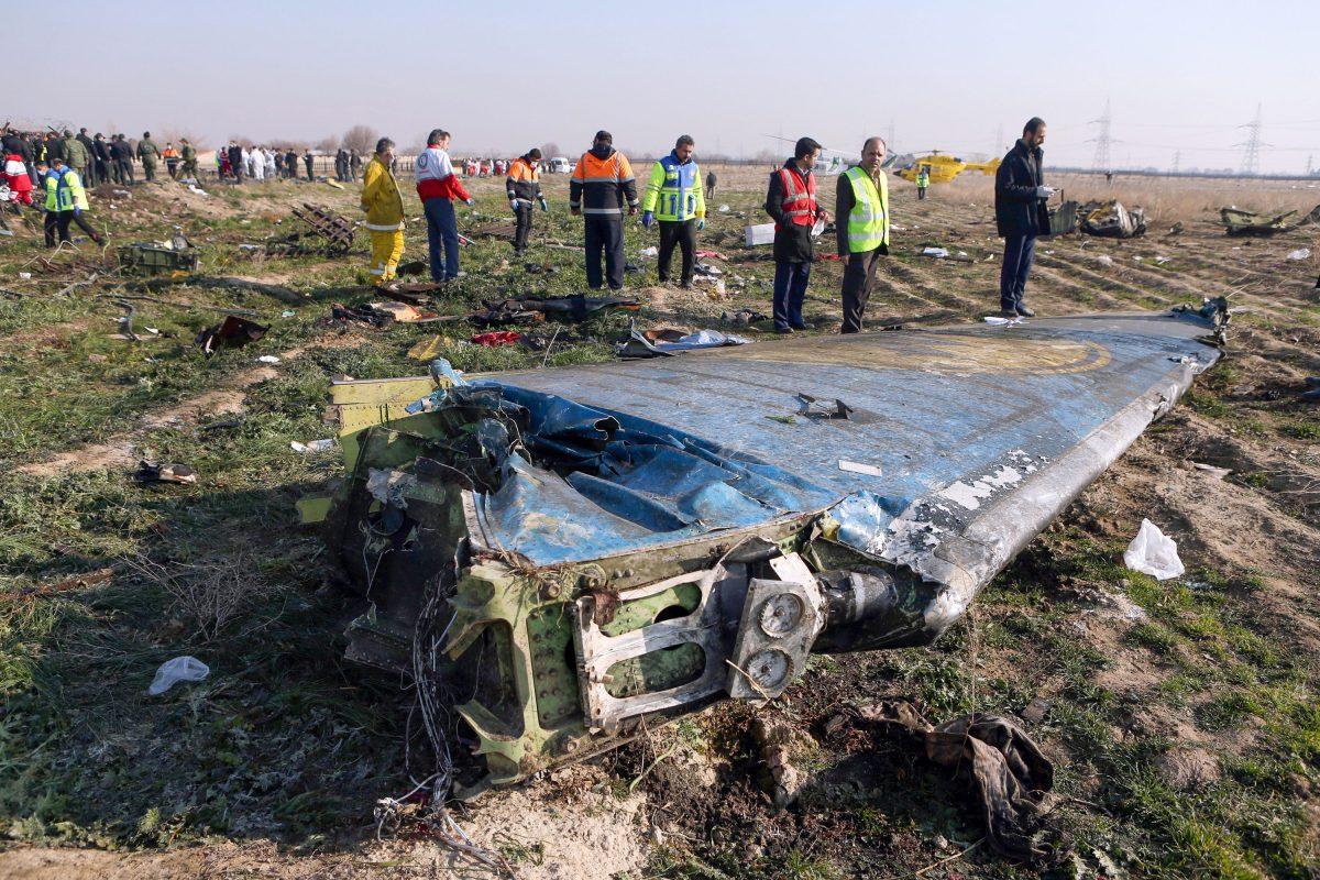 Irán derribó avión de Ukraine Airlines, según primer ministro canadiese Justin Trudeau