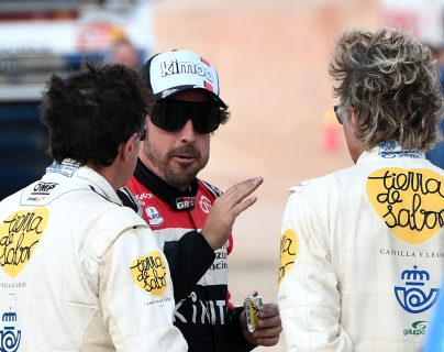 El equipo Renault confirma que Fernando Alonso es una opción