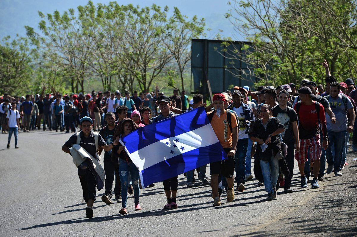 Nuevo Gobierno: Guatemala advierte a hondureños que México no los dejará pasar