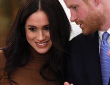Harry y Meghan decidieron separarse de la corona británica. Foto de archivo AFP
