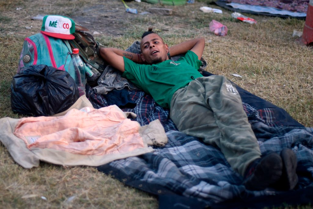 New migrant caravan will attempt to get to US