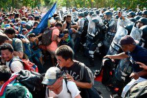 El drama de la crisis migratoria en imágenes