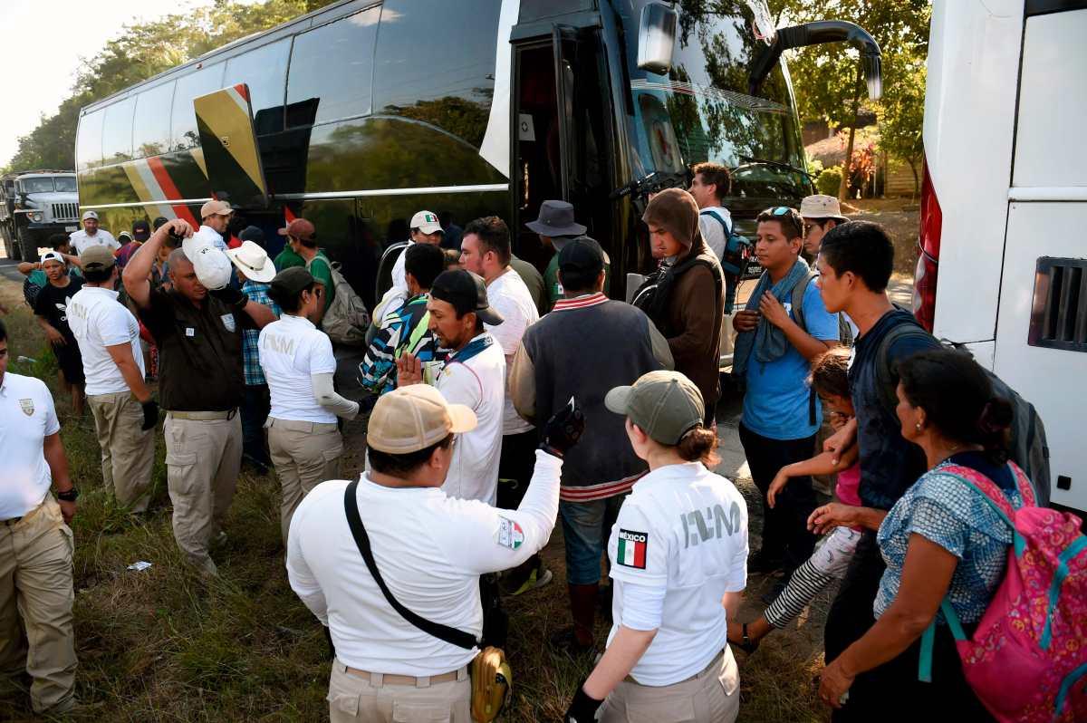 ¿Afecta la Caravana de Migrantes el comercio ilícito en la frontera con México?