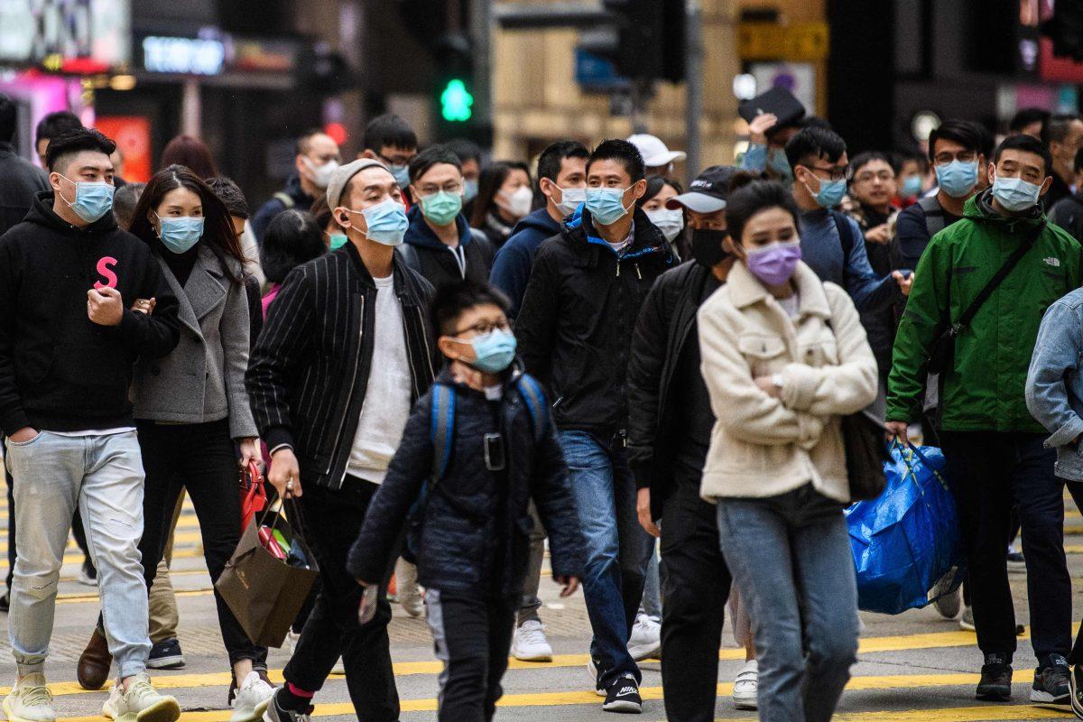 El número de casos del coronavirus de Wuhan podría superar los 40 mil, según investigadores