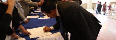 El próximo 15 de enero será el cambio de mando en las alcaldías de Quetzaltenango. (Foto Prensa Libre: María Longo)