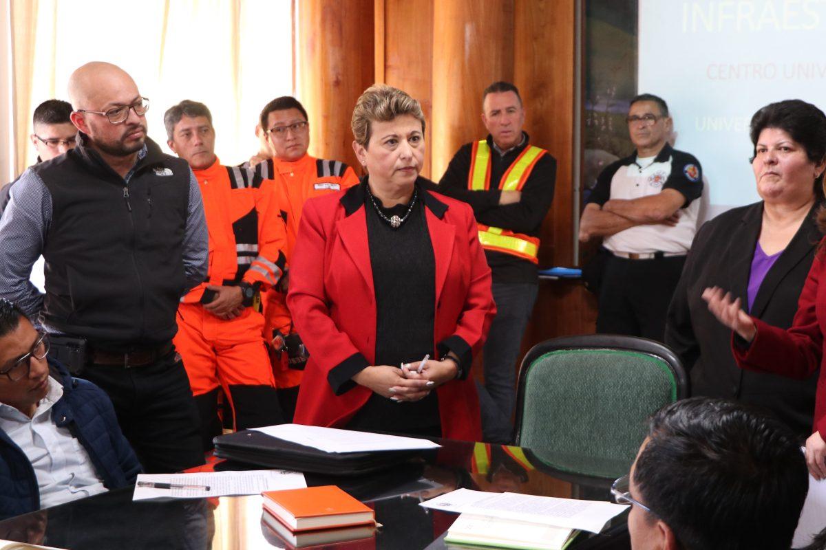 Autoridades del Cunoc reactivan proyecto de construcción de edificios con inversión millonaria