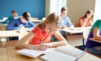 Los maestros deben crear en el aula un ambiente de convivencia sana, de asertividad y adecuado control emocional. (Foto Prensa Libre: Servicios).