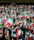 Irán recibió una prohibición para albergar partidos internacionales. (Foto Prensa Libre: Redes)