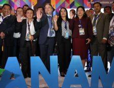 Edwin Escobar, quien ha presidido la Anam durante los dos últimos periodos (2016-2018 y 2018-2020), entregará el cargo el 25 de enero.  (Foto Prensa Libre: Hemeroteca PL)