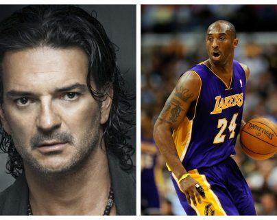 Ricardo Arjona, quien siempre ha sido un fanático del baloncesto, publicó un mensaje dedicado a Kobe Bryant. (Foto Prensa Libre: Servicios).