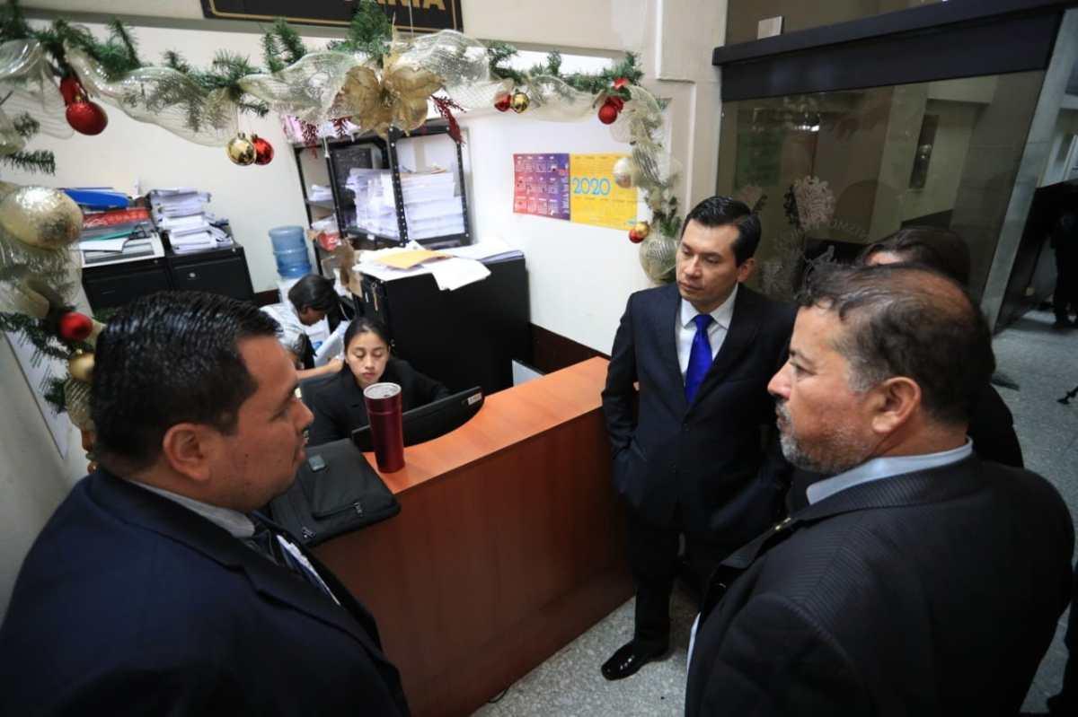 Diputado Armando Escribá es enviado a prisión provisional a Mariscal Zavala