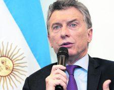 Mauricio Macri, expresidente argentino. (Foto Prensa Libre: Hemeroteca PL)