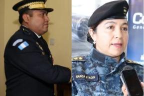 Comisarios destituidos por exministro de Gobernación regresan a la PNC por orden presidencial