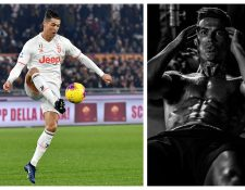 Cristiano Ronaldo es la principal figura de la Juventus de Turín. (Foto Prensa Libre: AFP e Instagram)