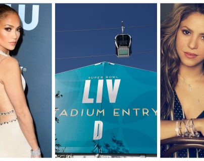 Jennifer López y Shakira cantarán en el Super Bowl 2020. (Foto prensa Libre: Instagram)