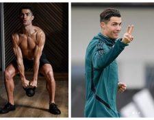 Cristiano Ronaldo no deja de sorprender a sus seguidores en Instagram. (Foto Prensa Libre: Instagram @cristiano)