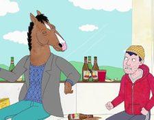 Después de seis temporadas exitosas, la serie BoJack Horseman lanzará sus últimos episodios. Netflix ha declarado que estarán disponibles en este enero 2020. (Foto Prensa Libre: Servicios)