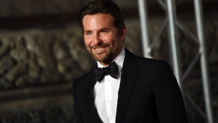 El actor estadounidense Bradley Cooper nació el 5 de enero de 1975. (Foto Prensa Libre: EFE).