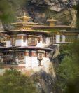 Los monasterios de Bután han sorprendido a los turistas. (Foto Prensa Libre: Adela Rad/ Flickr)