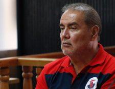 Camerino Rodríguez Escobar quedó en prisión preventiva. (Foto Prensa Libre: Edwin Pitán).