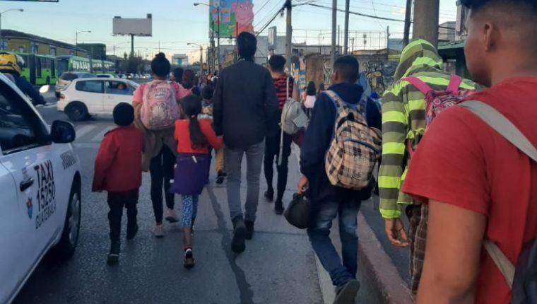 Resultado de imagen para migrantes  camino a mexico