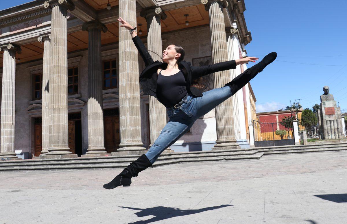 Quetzalteca viajará a Rusia para integrarse al programa en uno de los ballets más reconocidos