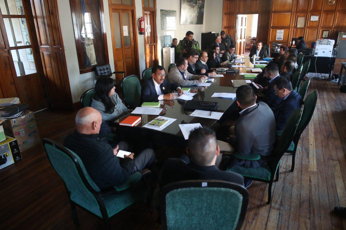 Estas son las comisiones municipales en Quetzaltenango