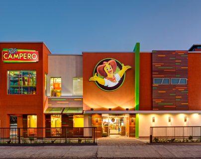 En Guatemala la firma Pollo Campero tiene 138 restaurantes. (Foto, Prensa Libre: Cortesía).