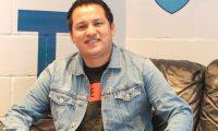 Amarini Villatoro, técnico de la Selección de Guatemala. (Foto Prensa Libre: Norvin Mendoza)