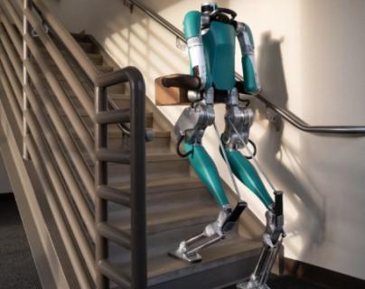 Foto Ford/Agility Robotics.