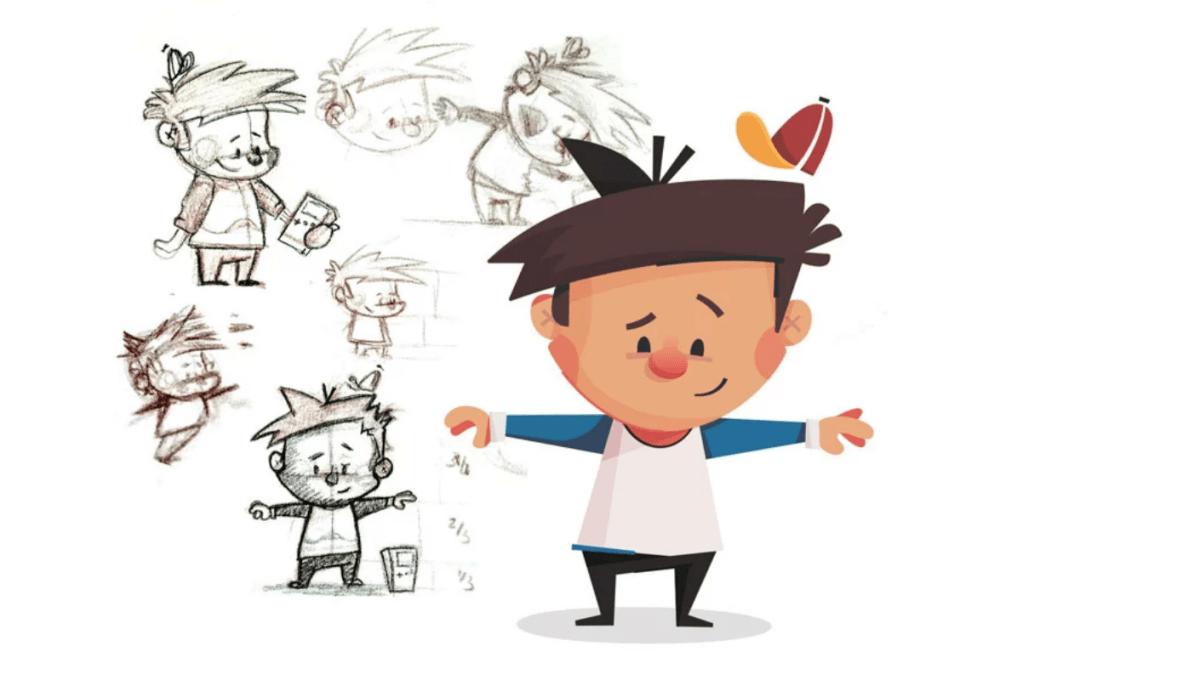Taller: El arte de personajes