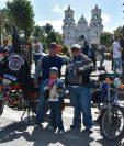 Todo está listo en Esquipulas, Chiquimula, para recibir la 59 edición de la Caravana del Zorro. (Foto Prensa Libre: Cortesía Elizabeth Hernández)
