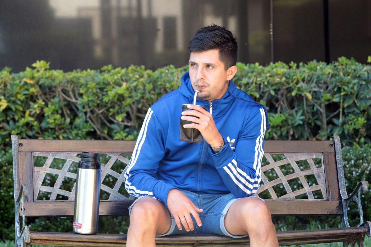 Alejandro Díaz se viste con la camisola de Argentina y se une a un nuevo reto