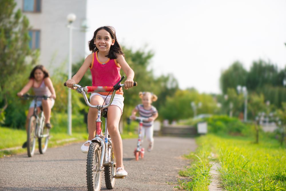 Ejercicio físico en niños: ¿basta con el deporte escolar?
