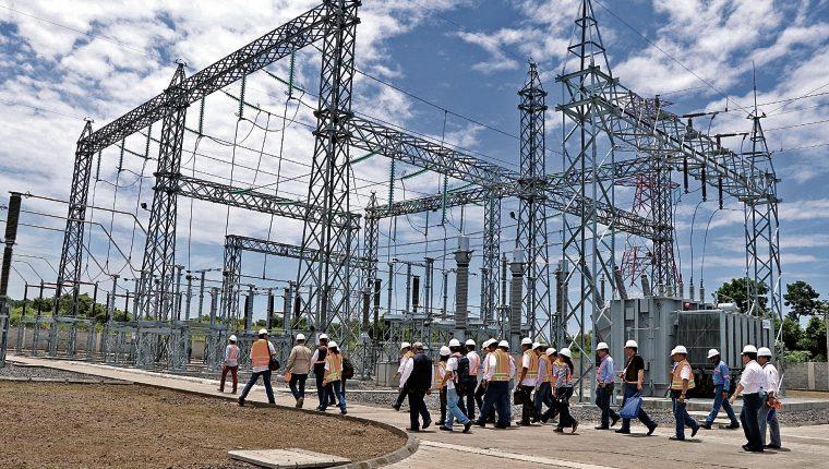 La venta y transporte de energía desde Guatemala hacia Centroamérica ha enfrentado varios obstáculos. (Foto, Prensa Libre: Hemeroteca PL).