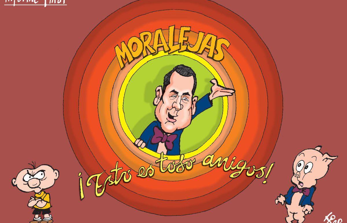El Gobierno de Jimmy Morales a través del ojo de Fo