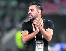 Xavi, exjugador del Barcelona, podría regresar al club como entrenador. (Foto Prensa Libre: Hemeroteca PL)